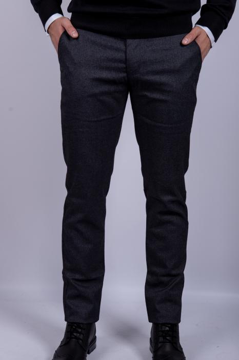 Pantaloni POCKET de barbati  gri [0]