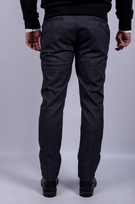 Pantaloni POCKET de barbati  gri 4