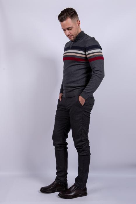 Pantaloni de barbati GRAY 2