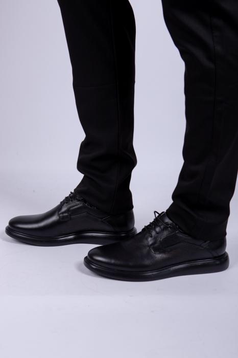 Pantofi LEATHER casual  barbati 4