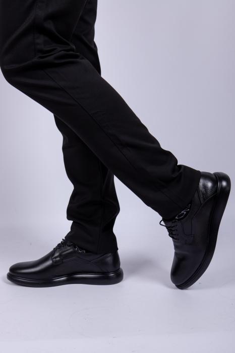 Pantofi LEATHER casual  barbati 2