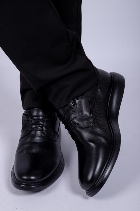 Pantofi LEATHER casual  barbati 1
