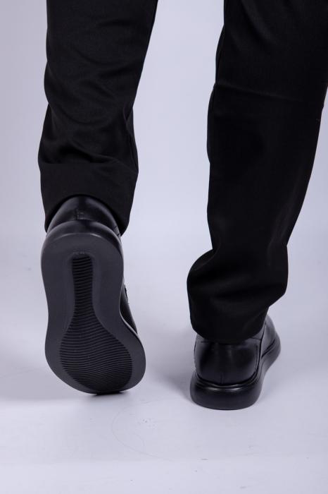 Pantofi LEATHER casual  barbati 5