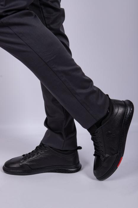 Pantofi BLACK  de barbati 3