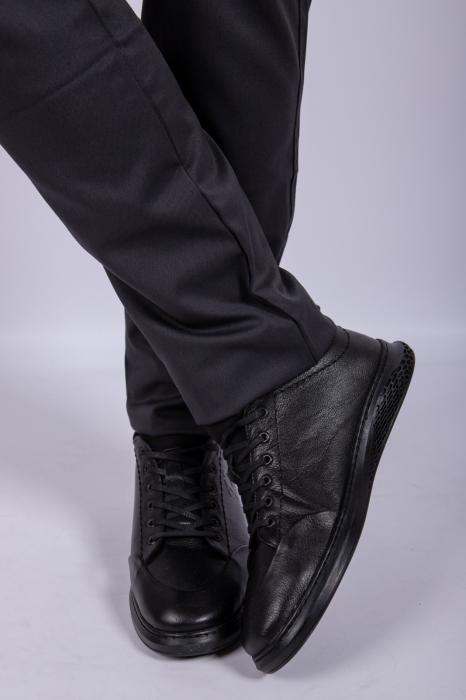 Pantofi BLACK  de barbati 1