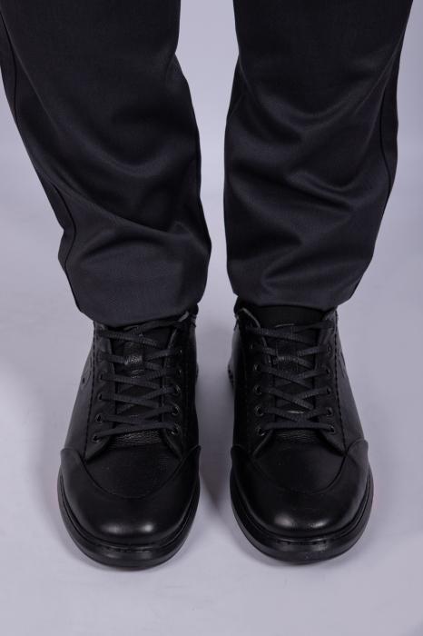 Pantofi BLACK  de barbati 0
