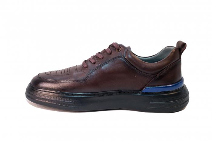 Pantofi casual din piele SLIDE [1]