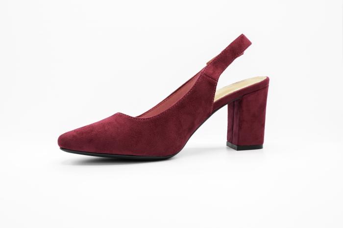 Pantofi office din piele intoarsa LYLAC [1]