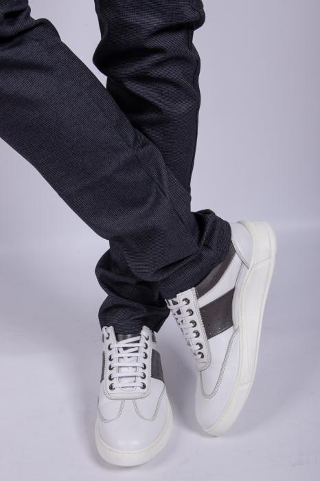 Pantofi WHITE sport de barbati 2