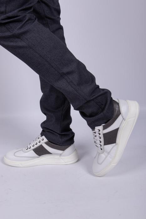 Pantofi WHITE sport de barbati 3