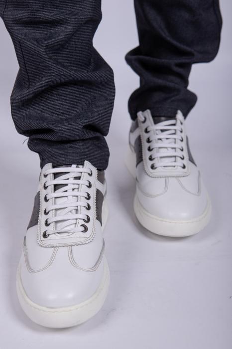 Pantofi WHITE sport de barbati 0