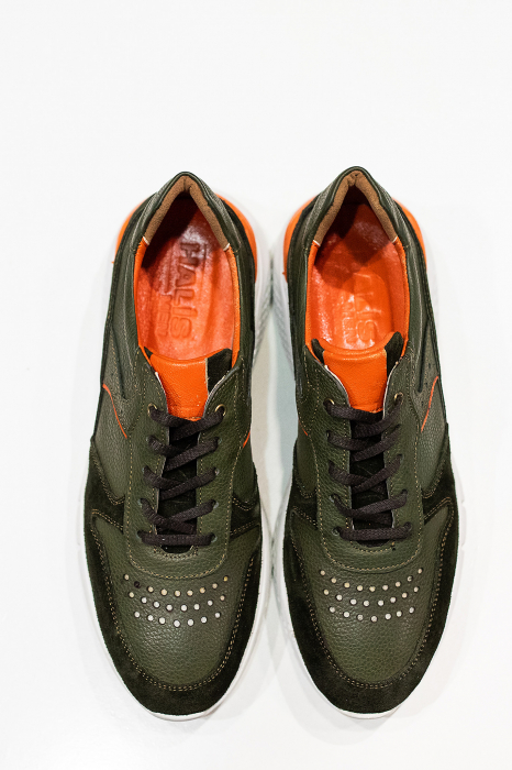 Pantofi sport GREEN 1