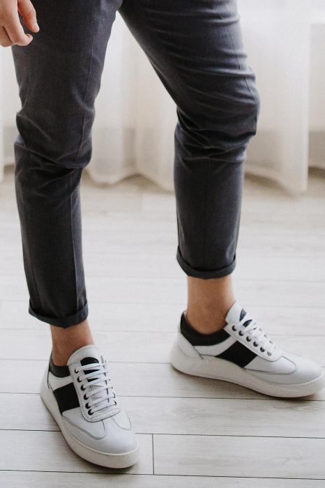 Pantofi sport WHITE 2