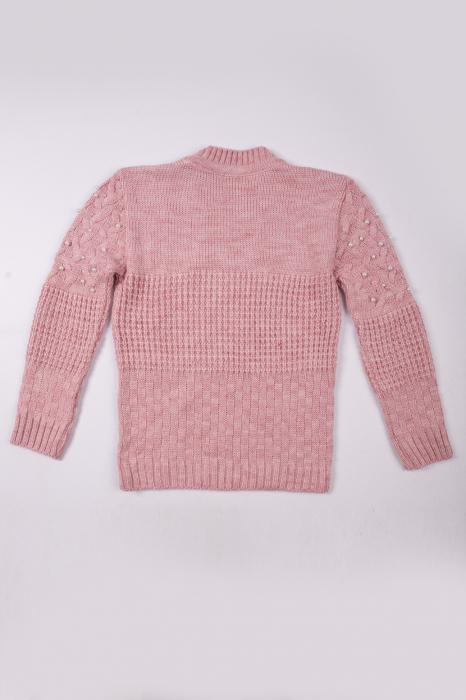 Pulover LOLA de culoare roz [3]