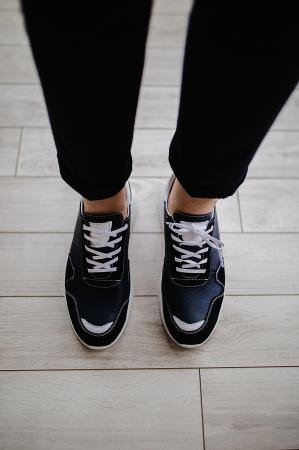 Pantofi Sport talpa alba0