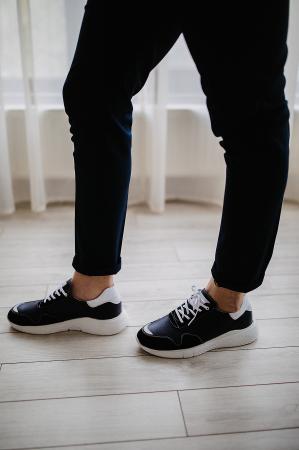 Pantofi Sport talpa alba1
