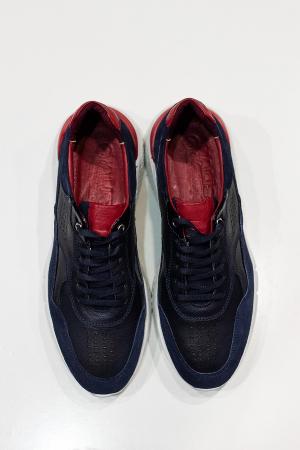 Pantofi sport BLEU1