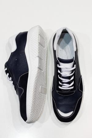 Pantofi Sport talpa alba2