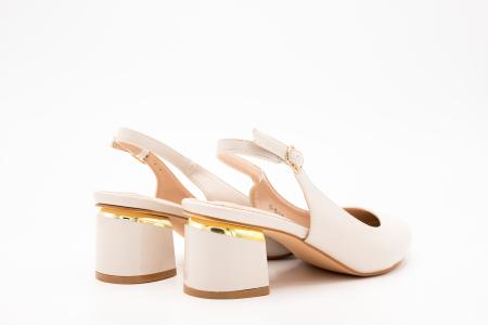 Pantofi decupati ARYA [2]