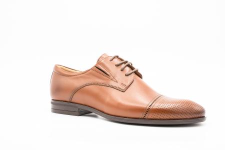 Pantofi eleganti din piele SOLARIS [0]