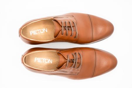 Pantofi eleganti din piele SOLARIS [3]