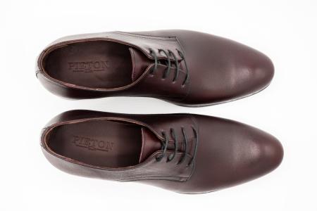 Pantofi eleganti din piele BASIC [3]