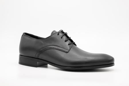 Pantofi eleganti din piele BASIC [0]