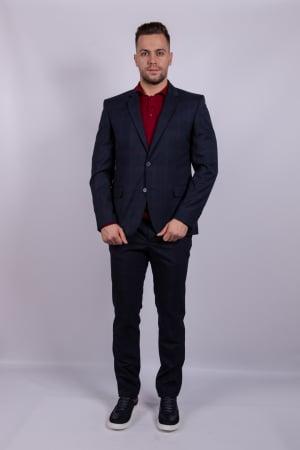 Costum PLAID Business  pentru barbati0