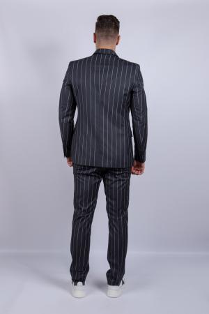 Costum GRAY Business de barbati5