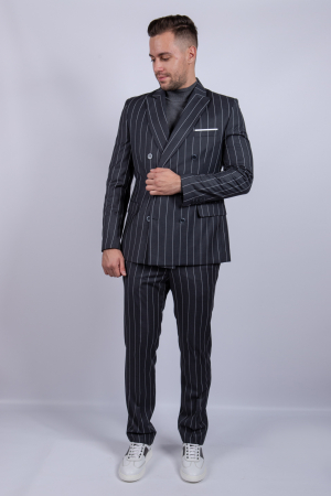 Costum GRAY Business de barbati1