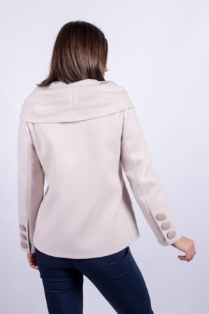 Palton CHLOE de dama scurt [3]