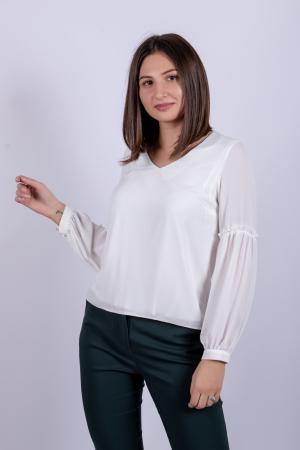 Bluza WHITE OFFICE de dama [0]