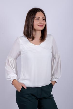 Bluza WHITE OFFICE de dama [2]