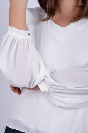 Bluza WHITE OFFICE de dama [5]