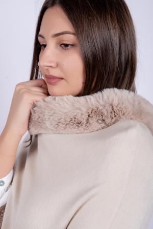 Poncho CAPE de dama1