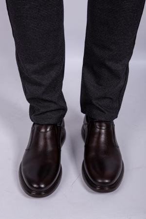 Pantofi BROWN de barbati din piele0