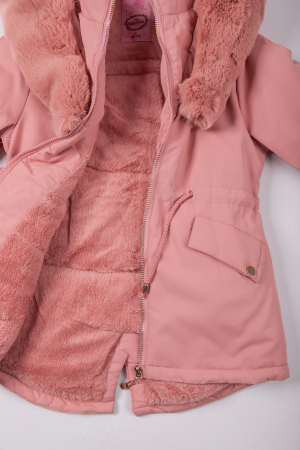 Geaca FAYR de culoare roz [2]