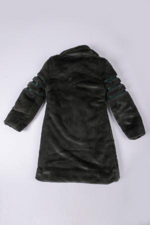 Palton SARAH din blana artificiala [2]
