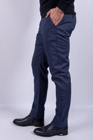 Pantaloni casual BLUE  de barbati1