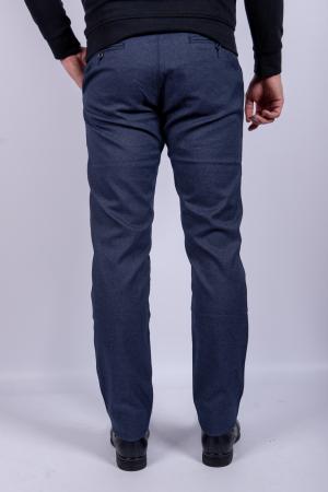 Pantaloni casual BLUE  de barbati4