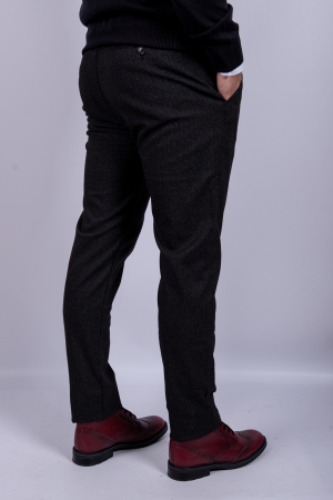 Pantaloni DARK GRAY casual de barbati2