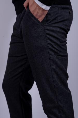 Pantaloni POCKET de barbati  gri3