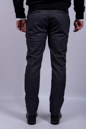 Pantaloni POCKET de barbati  gri4