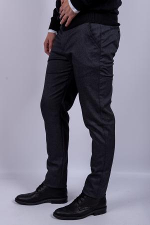 Pantaloni POCKET de barbati  gri1