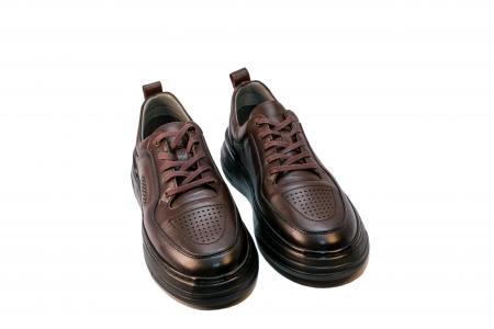 Pantofi casual din piele SLIDE [2]