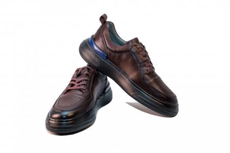 Pantofi casual din piele SLIDE [3]