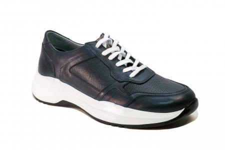 Pantofi sport din piele COURT [0]