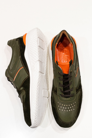 Pantofi sport GREEN0