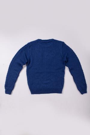 Pulover BLUE de fete [3]