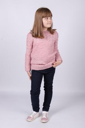 Pulover LOLA de culoare roz [0]